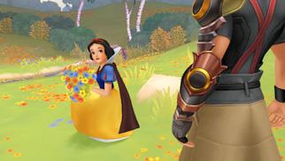 Snow White In Kingdom Hearts: Birth par Sleep