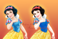 Snow White Redesign recoloring