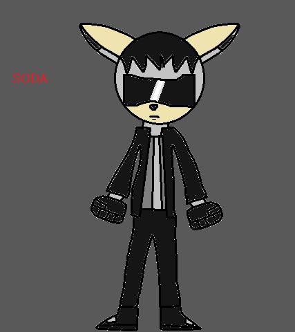 Soda The Dingo(GIFTNESS)