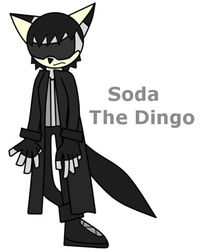 Soda the Dingo (Adoptable payment)