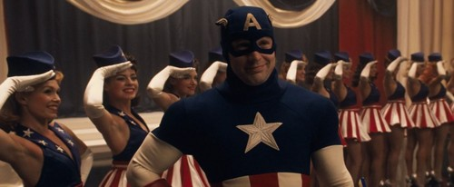 Star Spangled Man