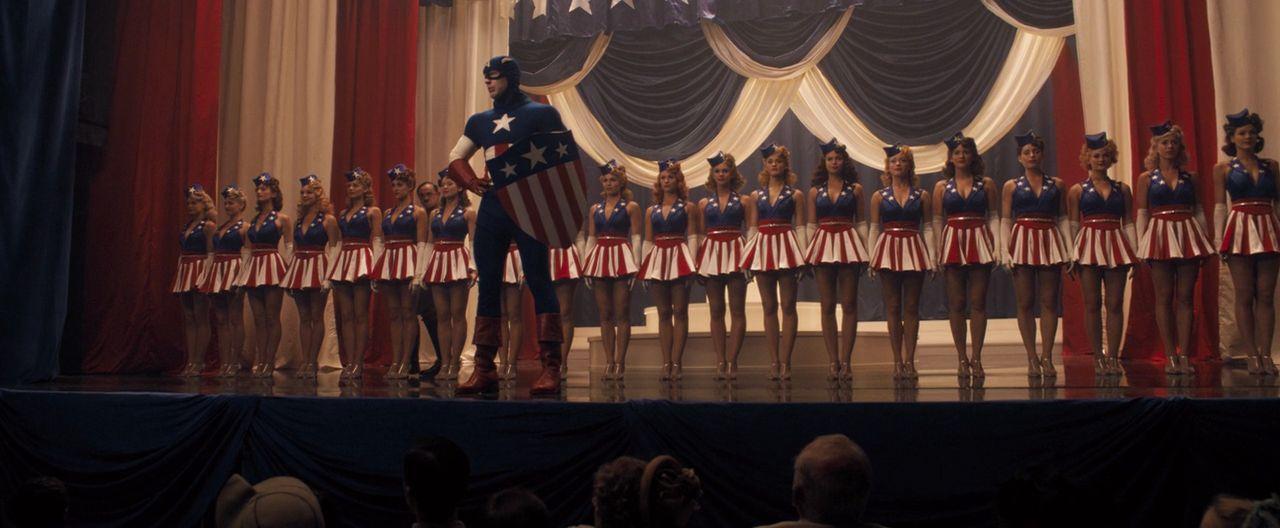 Star Spangled Man The First Avenger Captain America