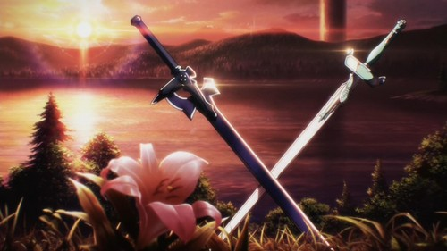 Anime wallpaper containing a wind turbine called Sword Art  Online