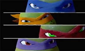 2012 Teenage Mutant Ninja Turtles wallpaper titled TMNT ~
