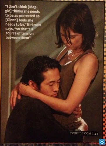 TV Guide Scan with Maggie and Glen