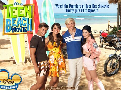 Teen समुद्र तट Movie वॉलपेपर्स
