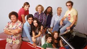Memorable TV wallpaper with a barrow called That 70s show