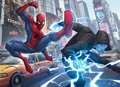 The Amazing Spider-Man 2 - spider-man fan art
