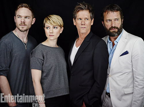 The Following- Cast