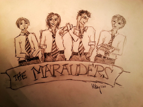 The Four Marauders