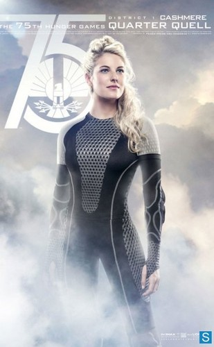 The Hunger Games: Catching fogo - New Character Posters