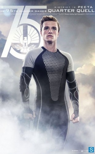 The Hunger Games: Catching Fire - New Character Posters