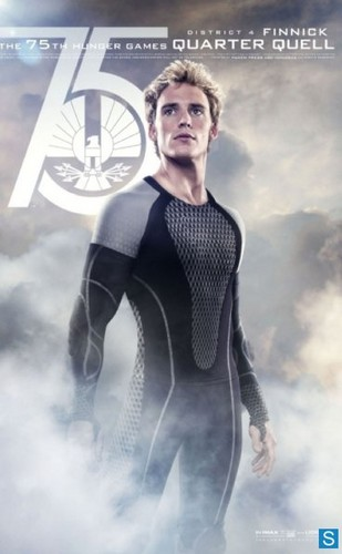 The Hunger Games: Catching apoy - New Character Posters