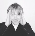 The Hunger Magazine Photoshoot - Screencaps - rupert-grint photo