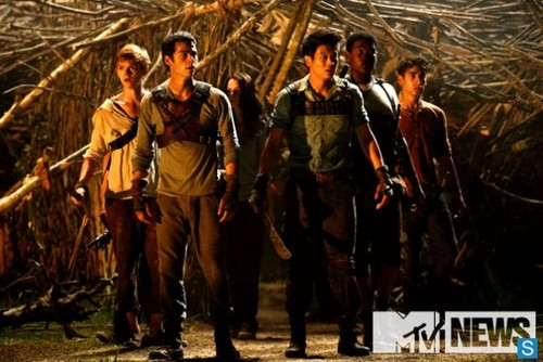 The Maze Runner - Promotional foto's