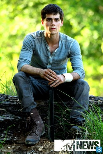 The Maze Runner - Promotional 写真