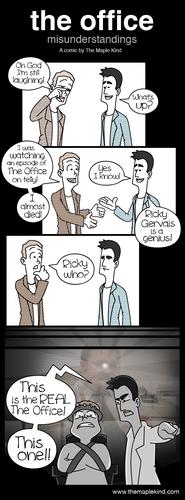 The Office misunderstandings