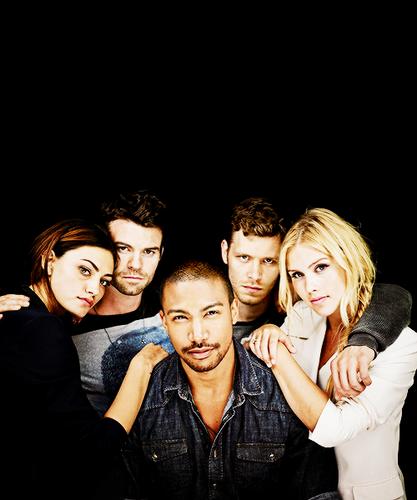 The Originals Cast @ Comic Con 2013
