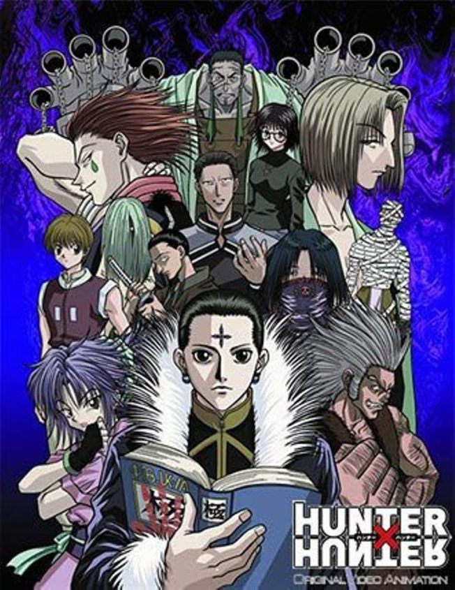 Phantom Troupe Images The Poster HD Wallpaper And Background Photos