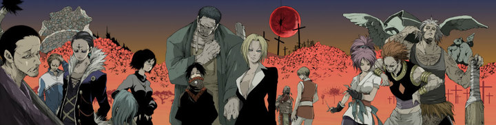 Phantom Troupe Images The Strip Wallpaper And Background Photos