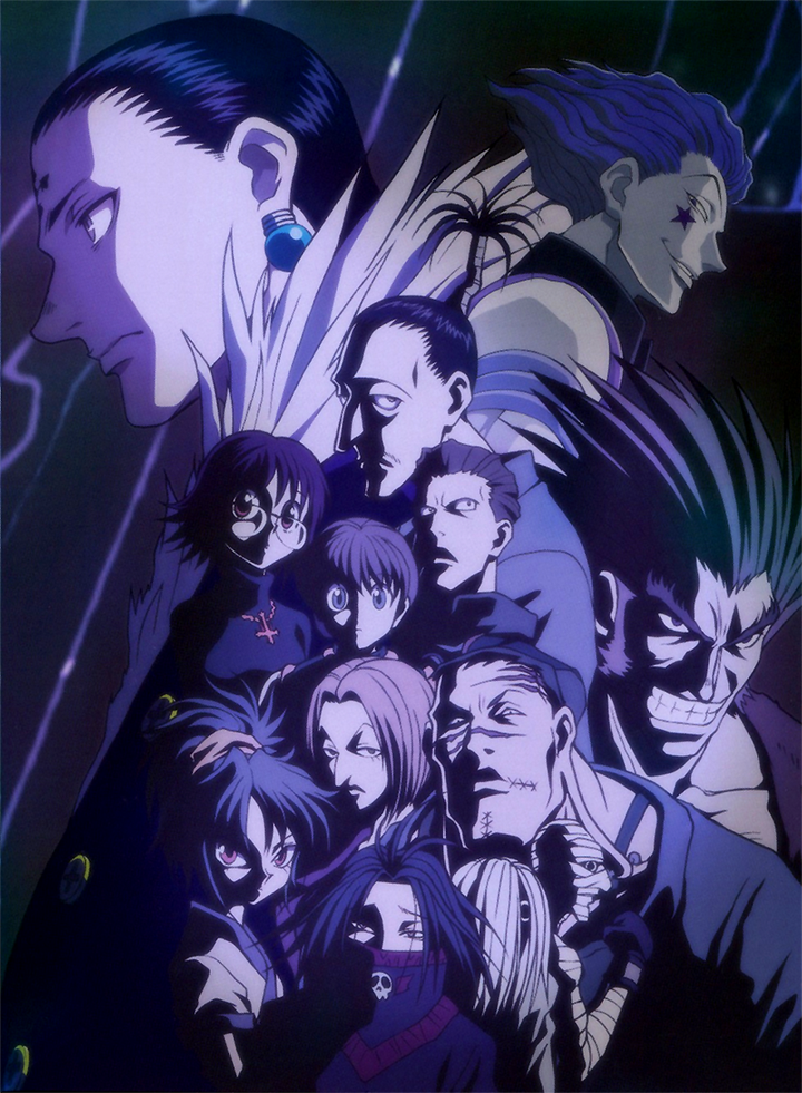 Phantom Troupe Images The HD Wallpaper And Background Photos