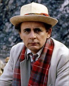 Doctor Who achtergrond possibly containing a boater titled The Seventh Doctor