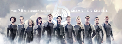 The Tributes of the 75th Hunger Games