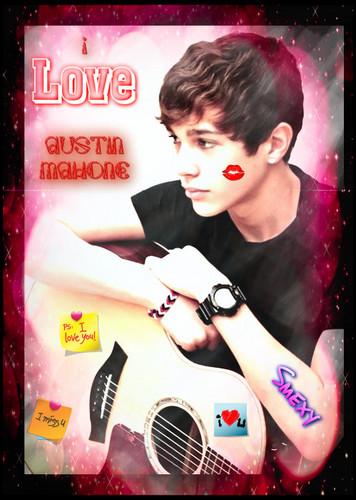 The best pic eva austin mahone