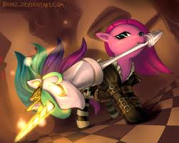 The death of celestia!