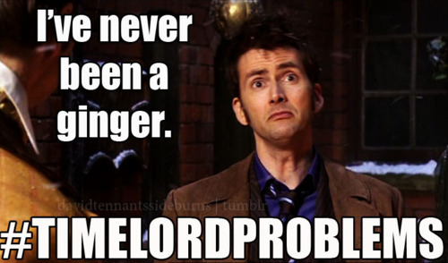Time Lord Problems! :D