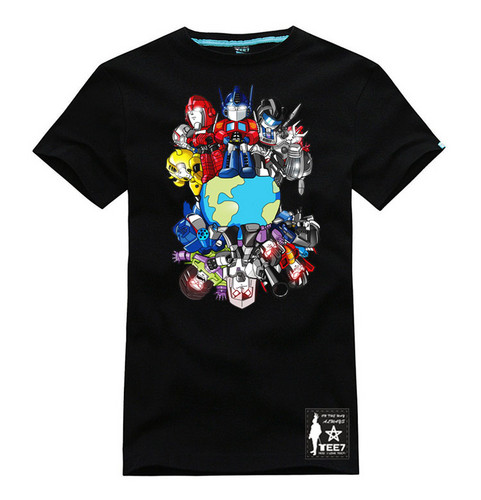 Transformers karatasi la kupamba ukuta containing a jersey called Transformers and nyota Trek logo short sleeve t shati