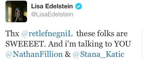 Tweet about Stanathan