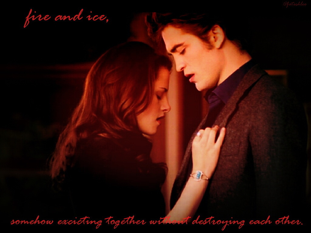 Twihard central images twilight quotes hd wallpaper and background photos