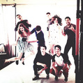 Tyler and Teen Wolf Cast