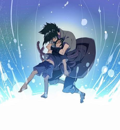 Naruto Shippuuden: Sasuke lovers wallpaper titled Uchiha Sasuke