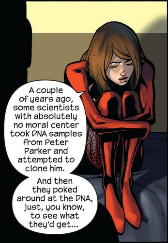 Ultimate Comics Spider-Man Vol 2  25 - ultimate-spider-woman PhotoUltimate Spiderman And Spiderwoman