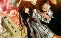 vampire-knight - VAMPIRE KNIGHT GUILTY wallpaper