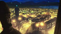 WOW, nice city! - sword-art-online photo