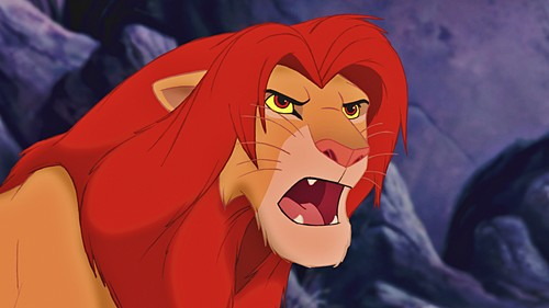 Walt Disney Screencaps - Simba