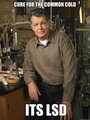 Walter Bishop - fringe photo