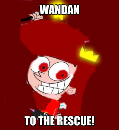 The Fairly OddParents wallpaper possibly with animê titled Wanda's genderbender