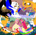War o' le Roses - adventure-time-with-finn-and-jake photo