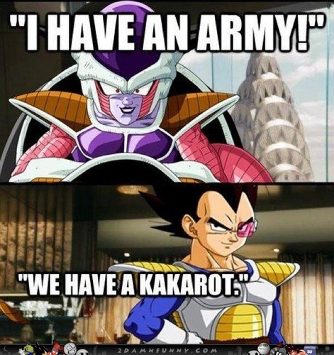 We Have a Kakarot..!