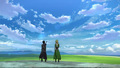 What a majestic view! - sword-art-online photo