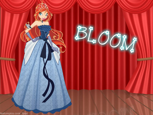 Winx Ball Dresses Wallpapers