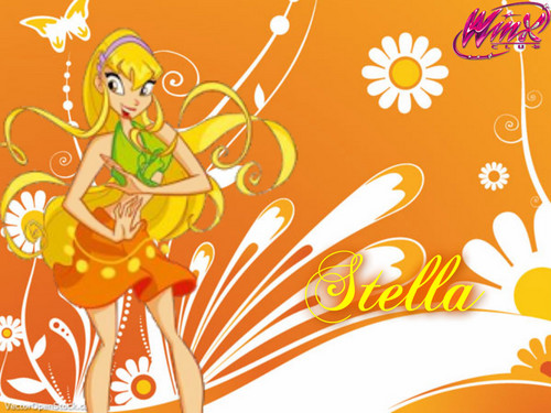 Winx Club Casual Wallaper