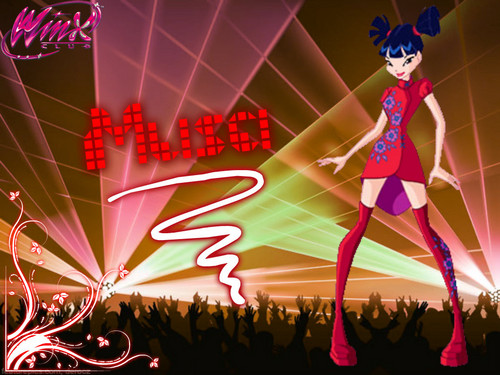 Winx Club Party wallpaper
