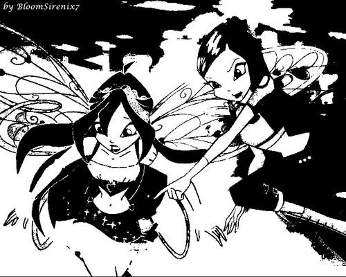 Winx Drawings