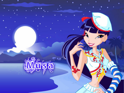 Winx Sailor wallpaper