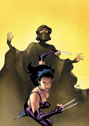 X-23 / Laura Kinney and Dust / Sooraya Qadir